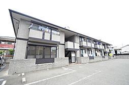 サンアベニュー田寺1[201号室]の外観