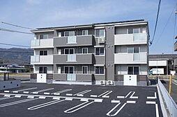 プレンティー中須 B[2階]の外観