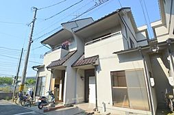 [テラスハウス] 広島県広島市安芸区矢野西4丁目 の賃貸【/】の外観