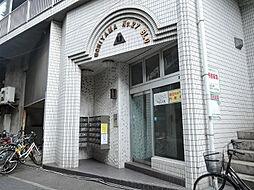 福岡県北九州市小倉北区江南町の賃貸マンションの外観