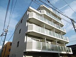 南新町マンション[3階]の外観