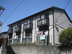 エレガンスピア富岡[1階]の外観