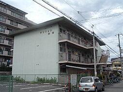 マンション浜田[1階]の外観
