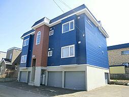 福住パークサイドマンション[2階]の外観