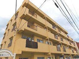 新田第5中島ハイツ[1階]の外観
