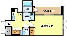 KAISEI本町通[605号室]の間取り