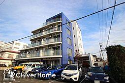 神奈川県相模原市中央区富士見2丁目の賃貸マンションの外観
