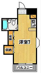 ビクトリーマンション[3階]の間取り