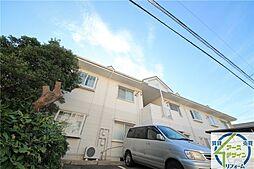 シャトル永井Ⅲ[2階]の外観