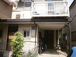 東京都西東京市栄町2丁目の賃貸アパートの外観