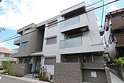 兵庫県神戸市垂水区中道5丁目の賃貸マンションの外観