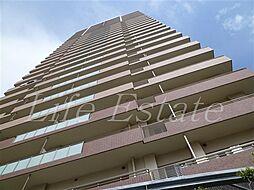 カスタリアタワー長堀橋[4階]の外観