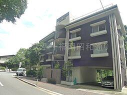 ボタニカルガーデンズアパートメント[3階]の外観