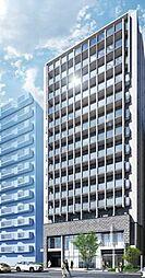 フレール江坂レジデンシャル[8階]の外観