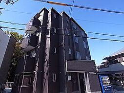 オーシャン青山[1階]の外観