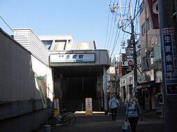 東寺尾ヒルズ[103号室]の外観