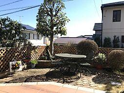 素敵なお庭もあります