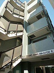スカイコート西川口第9[5階]の外観