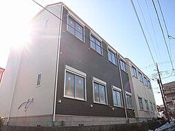 神奈川県横浜市泉区和泉中央南5丁目の賃貸アパートの外観
