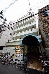 大阪府大阪市西区北堀江3丁目の賃貸マンションの外観