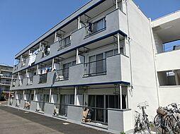松村グランドコーポ[105号室]の外観