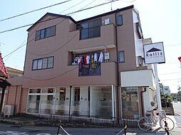 黒田ビル[3階]の外観