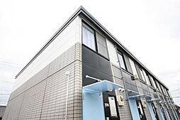 香川県高松市仏生山町甲の賃貸アパートの外観