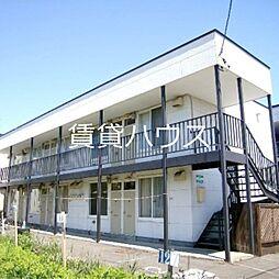 カレッジハウス若葉No.3[1階]の外観