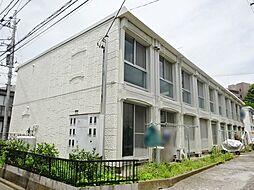 神奈川県横浜市神奈川区西寺尾4丁目の賃貸アパートの外観