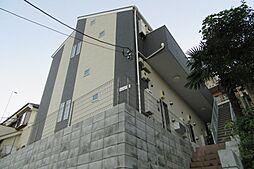 ラ・ポルト杉田[102号室]の外観
