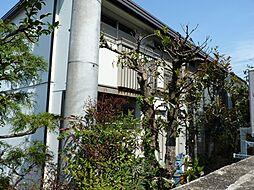 ファミリーハイツD棟[202号室号室]の外観