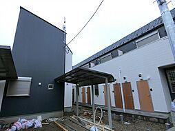 (仮称)新築谷塚町アパート[103号室]の外観