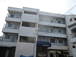 大阪府寝屋川市高柳3丁目の賃貸マンションの外観