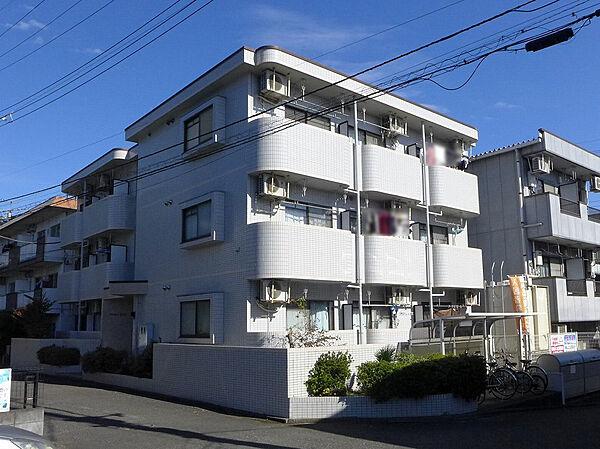 埼玉県所沢市小手指町2丁目の賃貸マンション