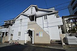 兵庫県姫路市東今宿1丁目の賃貸アパートの外観