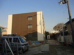 大阪府豊中市利倉1丁目の賃貸アパートの外観