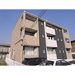 奈良県奈良市西九条町2丁目の賃貸アパートの外観