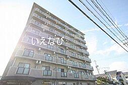 岡山県岡山市南区豊成2丁目の賃貸マンションの外観