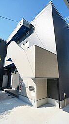 沖ハウス[1階]の外観