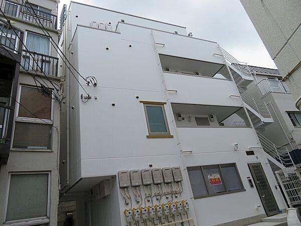 プレシャスイージス[4階]の外観