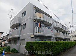 神奈川県相模原市南区相南3丁目の賃貸マンションの外観