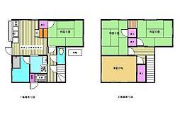 草薙駅 6.5万円