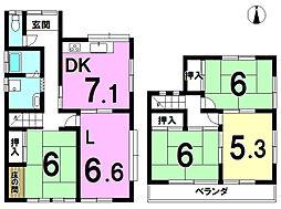 須ヶ口駅 1,290万円