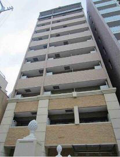 クレアートヨーロッパアベニューシティライフ[9階]の外観
