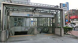 東京メトロ丸の内線中野坂上駅
