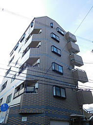 大阪府守口市豊秀町2丁目の賃貸マンションの外観