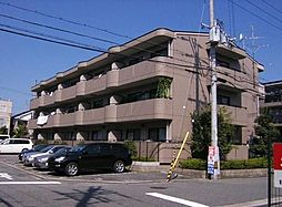 大阪府堺市南区深阪南の賃貸マンションの外観