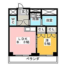 中津川駅 6.0万円