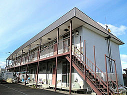長浦ハイツB[1階]の外観