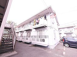ジュネス奥田 B棟[1階]の外観